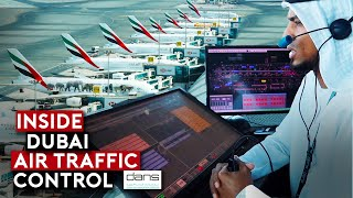 EXCLUSIVE: Inside Dubai Airport Air Traffic Control