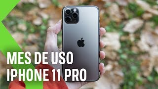 iPhone 11 Pro tras un mes de uso: MUY BUENO en todo, pero ¿EL MEJOR?