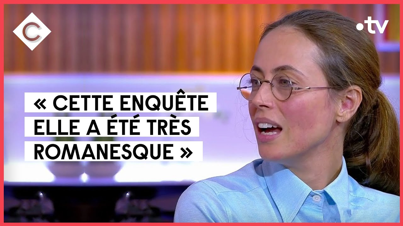 Anne Berest : le roman des origines - C à vous - 22/09/2021