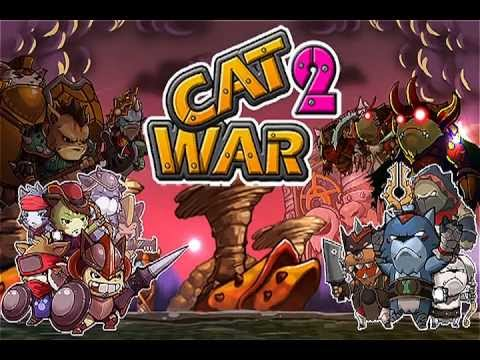 Video of ねこ戦争2[CAT WAR2]