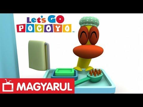 Pocoyo: Pato zuhanyozik (S03E03) letöltés