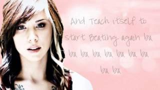Bluebird Christina Perri Lyrics (On Screen)
