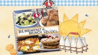 101 Breakfast & Brunch Recipes Cookbook