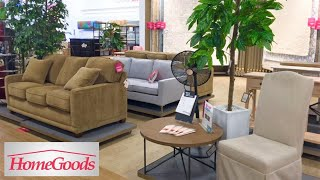 HOMEGOODS (4 DIFFERENT STORES) SHOP WITH ME FURNITURE HOME DECOR SHOPPING STORE WALK THROUGH
