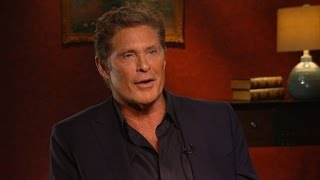 David Hasselhoff: My Daughter and I Thought Cheeseburger Rant Was Funny