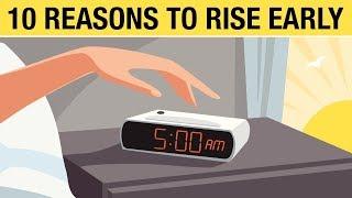 Wake Up at 5 AM - Amazing Benefits of Waking Up Early