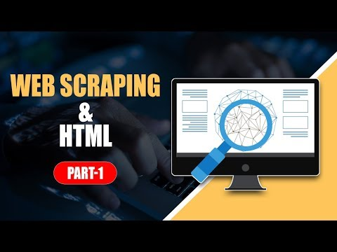 Learn Web Scrapping With Python | Part-1 | Eduonix