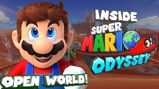 Inside Super Mario Odyssey - Return to Open World