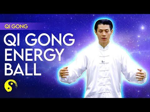 Qi Gong Energy Ball Training for Beginners - YouTube