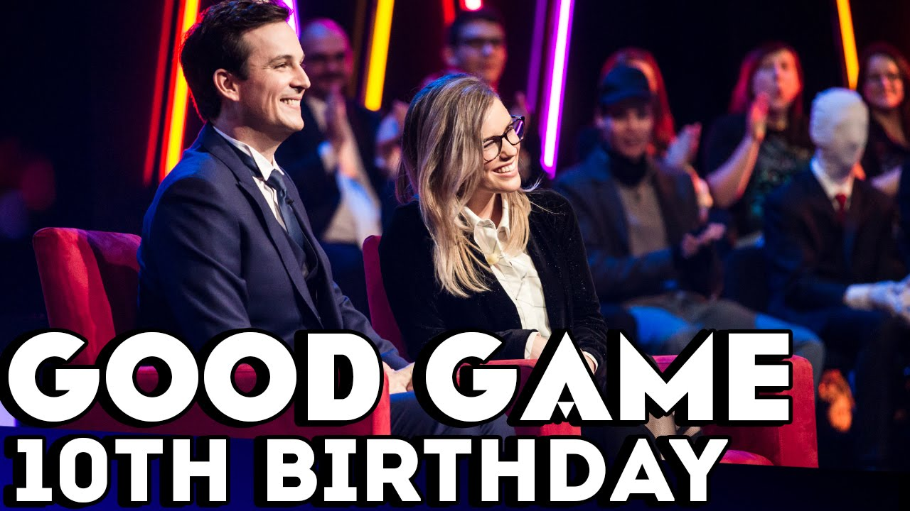Watch Good Game's 10th Anniversary Special, It's Pretty Good!