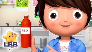Mixing Colours Song - Part 2 | Little Baby Bum Junior | Kids Songs | LBB Junior| Songs for Kids