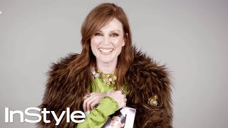 Julianne Moore Looks Back At Her 6 InStyle Covers | 25th Anniversary | InStyle