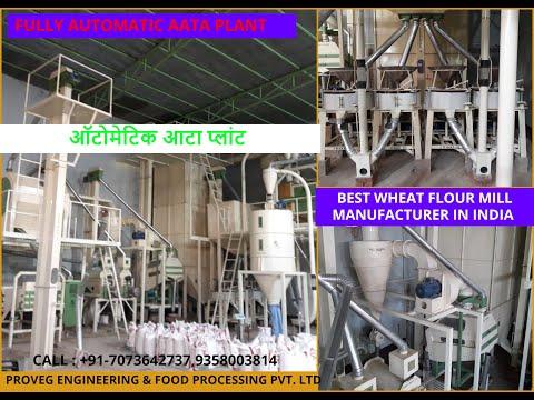 Chakki Aata Plant