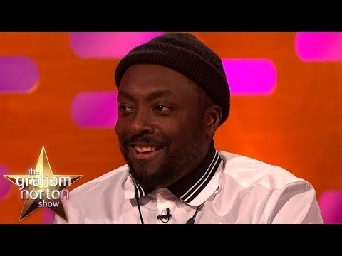 will.i.am's Mother Wouldn't Let Him Be In Michael Jackson's Music Video | The Graham Norton Show