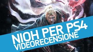 Nioh: Recensione del nuovo soulslike per PlayStation 4