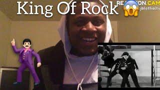 Elvis Presley - Jailhouse Rock (Music Video) (REACTION!!!)