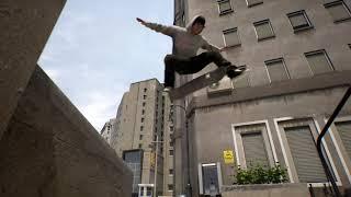 VideoImage1 Session: Skateboarding Sim Game