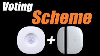 Use Two Sensors to Trigger Your SmartThings Security System!