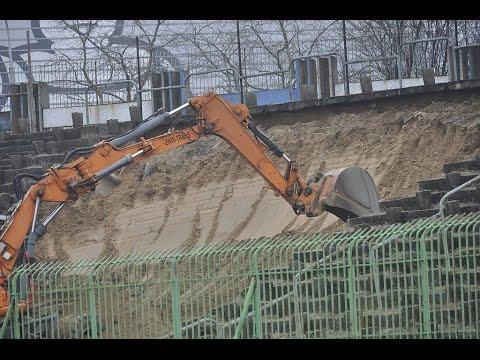 Trwają prace nad budową jupiterów
