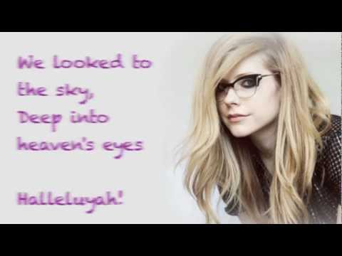 Avril Lavigne - Temple Of Life - Lyrics HD ☺