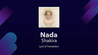 Shakira - Nada English Lyrics - Translation & Meaning - Lyrics English And Spanish