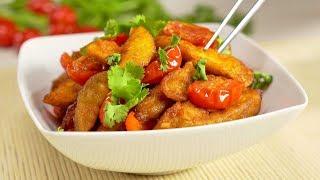 Жареные баклажаны по-китайски. Рецепт от Всегда Вкусно!