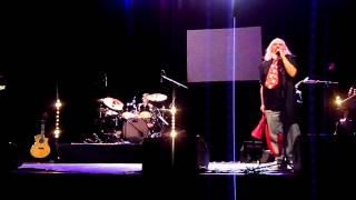 Ange en concert à Sausheim ... A colin-maillard