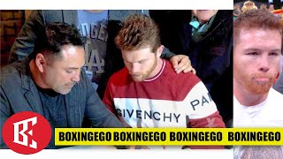 "(WOW!) CANELO TAKING ""SIGNIFICANT PAYCUT"" AFTER DAZN CANT TAKE NO MORE? $$"