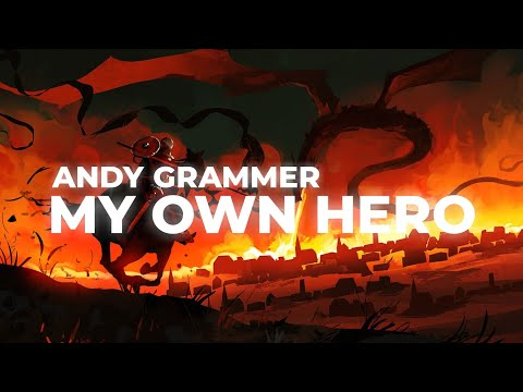 Andy Grammer - My Own Hero (Lyric Video) - Mr.Radio