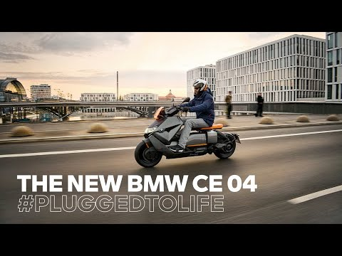 2022 BMW CE 04 in Louisville, Tennessee - Video 1