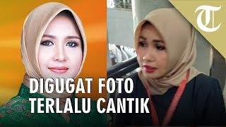 Viral Caleg Digugat karena Foto Terlalu Cantik di Surat Suara
