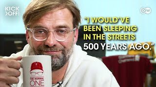 Klopp about Klopp: Life is my preparation! | Interview