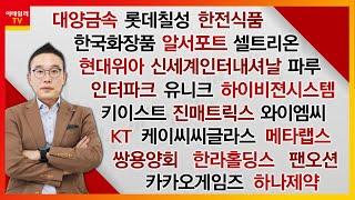 김현구의 주식 코치 2부 (20210116)