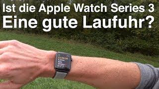 Lauftraining mit der Apple Watch Series 3 GPS+Cellular. Laufen, LTE, Analyse, Runden & Strava