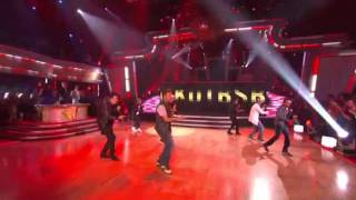 NKOTBSB - Dancing with the Stars - Don't Turn Out the Lights