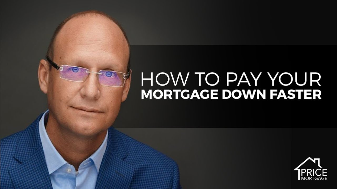 How to Pay Your Mortgage Down Faster