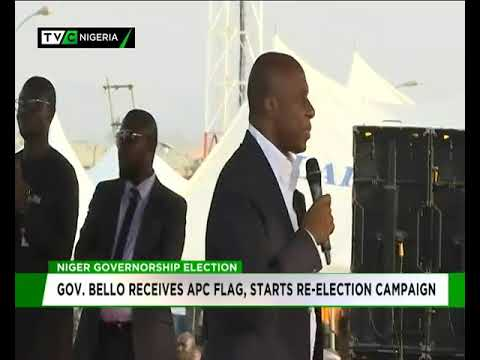 Governor Bello flags off reelection campaign