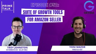 Troy Johnston | Suite of Growth Tools For Amazon Sellers