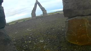 Arctic Henge Stone Circle Energy Activation
