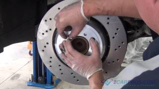 Brake Pad/Rotor Replacement - Front BMW M3