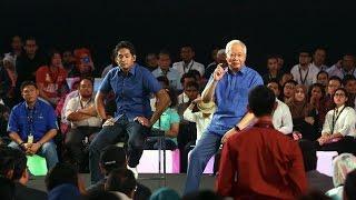 Najib has TN50 dialogue