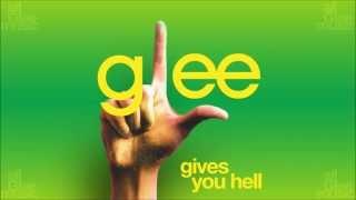 Gives You Hell | Glee [HD FULL STUDIO]