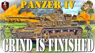 Much Better! | Panzer IV G Free To Play | WoT Blitz [2019]