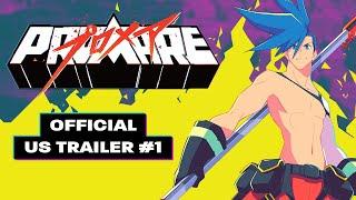 Promare (2019) Video