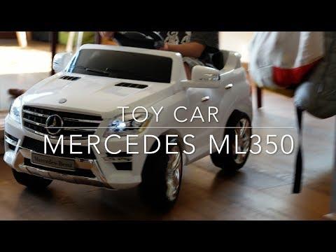 Mercedes ML350 electric toy car