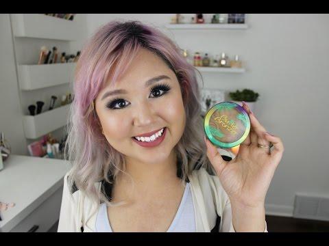 BEST BRONZER EVER?! Physicians Formula Murumuru Butter Bronzer Mini Review! | Jessica Kent