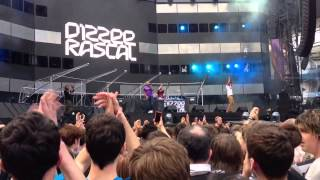 Dizzee Rascal - We Don't Play Around (Etihad Stadium 1 June 2013)