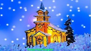 O Come All Ye Faithful ! Christmas Carol Children Song Cartoon Animation Nursery Rhimes Kids