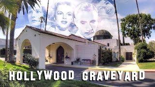 FAMOUS GRAVE TOUR - Hollywood Forever #1 (Judy Garland, Clifton Webb, etc.)