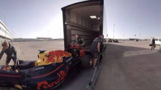 360° Pit Stop (Behind The Scenes with GoPro)